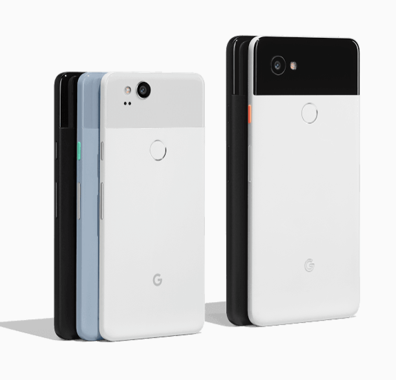 This is the Google Pixel 2, the newest addition to the Google Pixel line up. This phone will be raising eyebrows when it comes to picking a new phone.