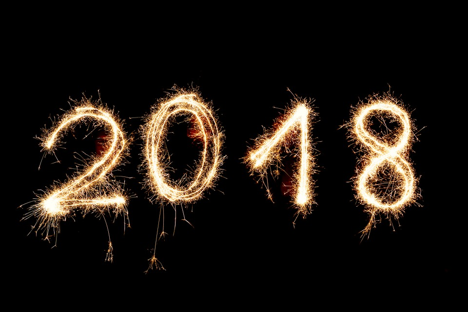 The ringing in of the new year with explosions and celebrations, millions of people's mind are riddled with aspirations for the new year.