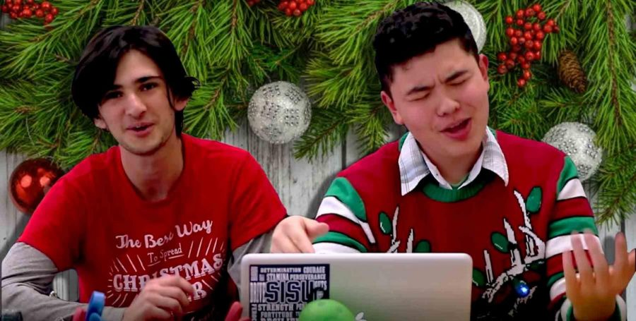 CTTV Staff Try and Guess Chirstmas Songs