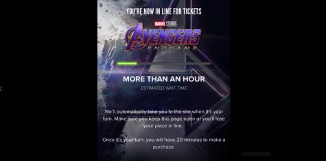 Marvel Ticket Madness