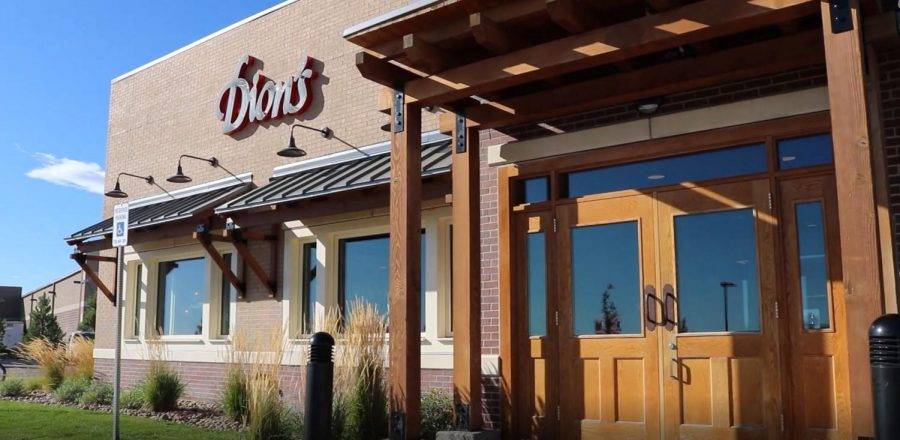 Enjoy Your Lunch at Dion's