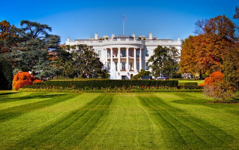 The White House is at the center of some of this month's big news, with everyone focused on what might happen next.