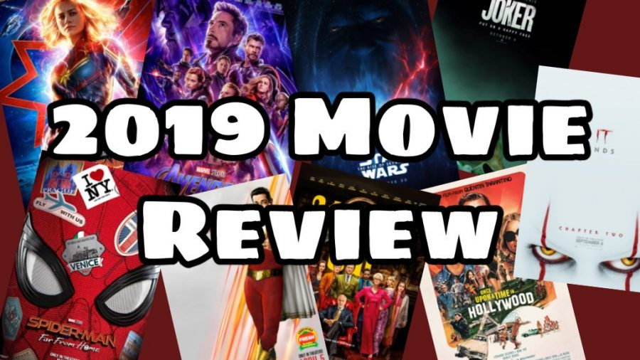 OP/ED: 2019 Movie Review