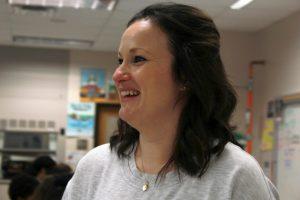 Teacher Spotlight: Ms. Scheffel and AP Chem