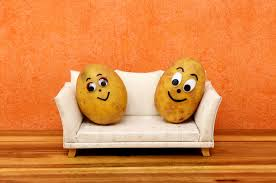 Being a couch potato seems fun until you