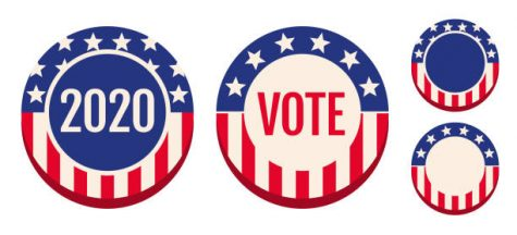 "VOTE.  As we approach the upcoming election, both students and citizens recognize the importance of  voting. ""I think it is very important that teens are encouraged to engage with politics and involved in political activities,"" Julia Galaz (12). Photo courtesy of iStock 9.29.20."