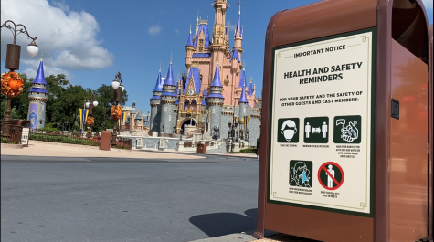 Disneyworld Pandemic Protocols