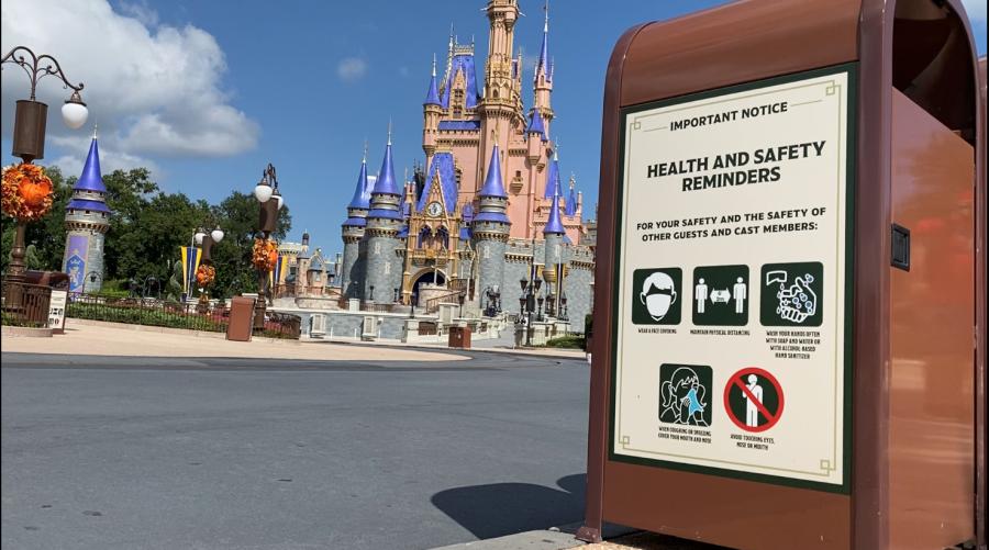 Disneyworld Pandemic Protocols