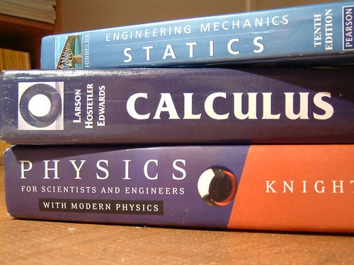 Stats, Calculus, and Physics are just three examples of exams students will take this spring.