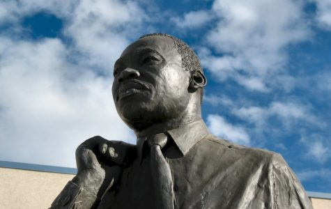 Looking into the future -  Martin Luther King Jr. is one of the most notable and memorable activist of the Civil Rights Movement. The ideas he envisioned more than 50 years ago still impact the community today.