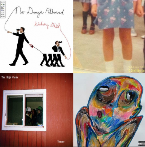 Songs from the albums picture,  and more, in Tonis new playlist to listen to in the comfort of your home.