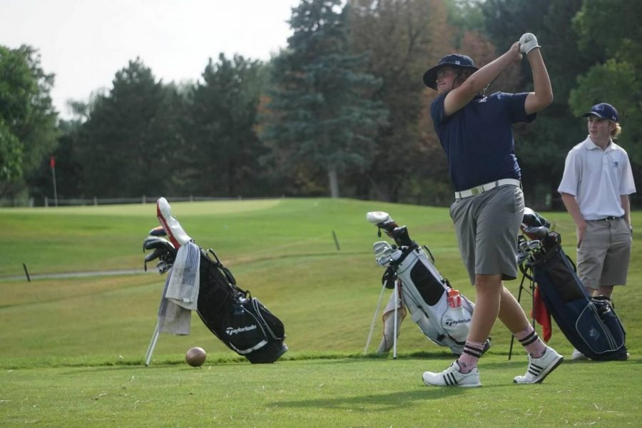 Boys Golf: Getting to Play