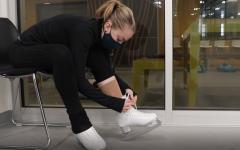 Emily Burns: A Figure Skater