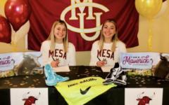 Signing Celebration: Hodges Twins