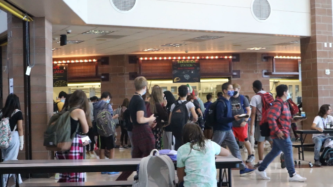 Lunch Line Overflow